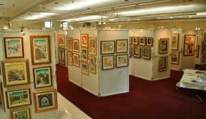 Israeli art show